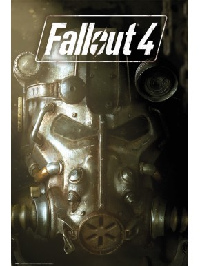 Fallout Poster 4 Mask