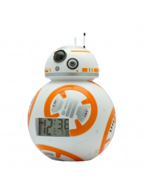 Despertador con luz BB-8 Star Wars