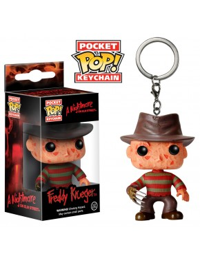 Llavero mini Funko Pop! Freddy Krueger