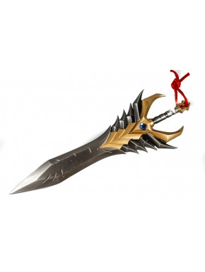 League of Legends espada paladín 28cm