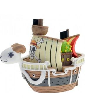 One Piece hucha barco