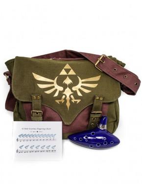 Pack bolso Zelda y Ocarina Zelda