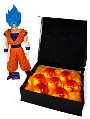 Dragon Ball Pack Gigante modo Dios