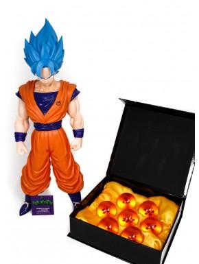 Dragon Ball pack Goku modo Dios