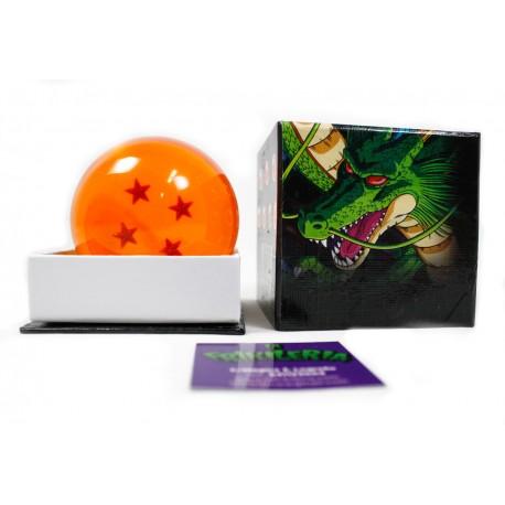 Bola de Dragon grande PVC 7 cm 4 estrellas