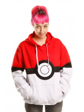 Pokemon sudadera Pokeball