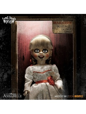 Muñeca Annabelle Living Dead Dolls