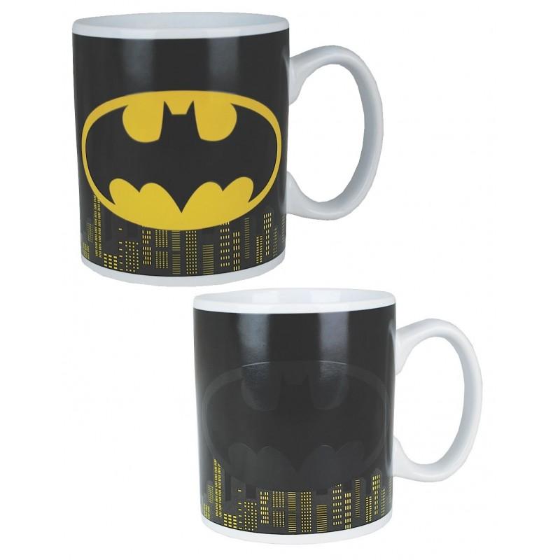 Batman taza t rmica logo por solo - Taza termica para cafe ...
