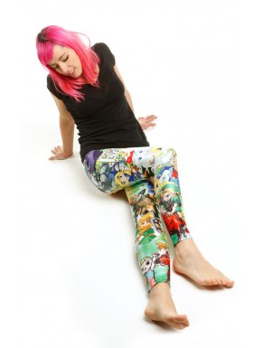 Zelda Leggins Links