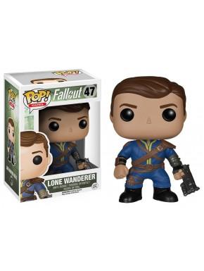Fallout POP! Lone Wanderer Masculino