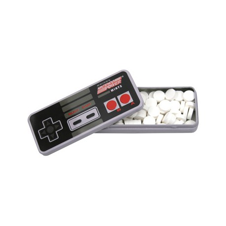 Nintendo caramelos mando NES