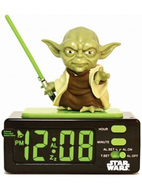 Star Wars Despertador Yoda