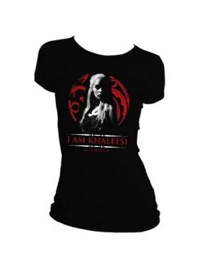Juego de Tronos Camiseta Khaleesi