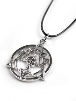 Full Metal Alchemist colgante acero