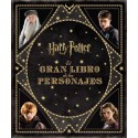 Libro Personajes de Harry Potter