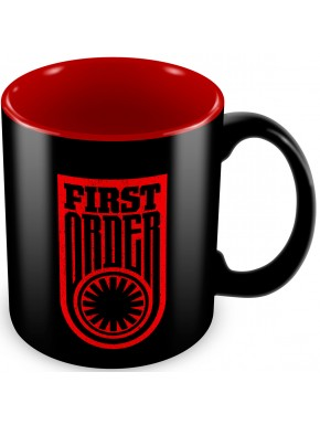 Star Wars Taza First Order