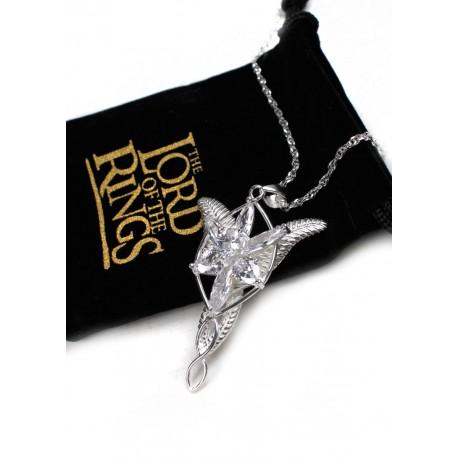 Colgante Arwen Evenstar Plata de Ley El señor de los anillos