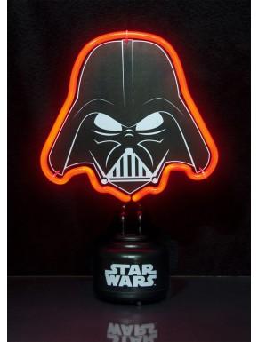 Lampara Neon Darth Vader