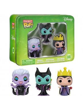 Pack mini Funko Pop Villanas Disney