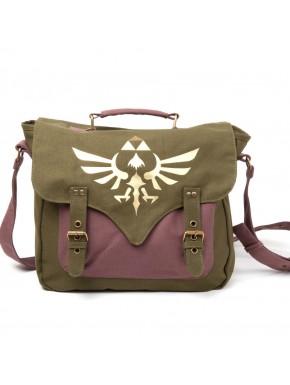 Bandolera Zelda trifuerza verde