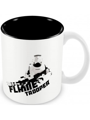 Star Wars Taza Flametrooper