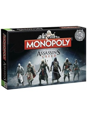 Assassin's Creed Monopoly español castellano