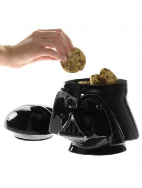Star Wars Galletero Darth Vader bote para galletas