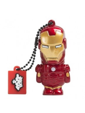 Marvel Comics USB Iron Man Metallic 8 GB