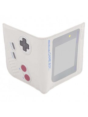 Nintendo cartera Game Boy gris