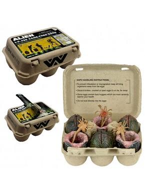 Alien cartón de huevos Xenomorph