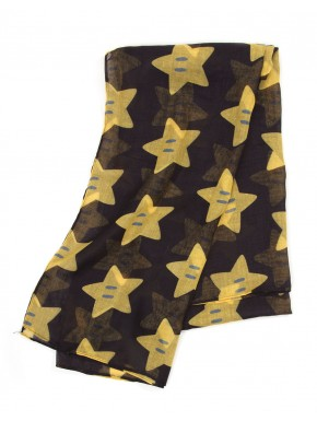 Super Mario Pañuelo Stars