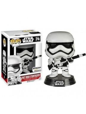 Star Wars Ep 7 Stormtrooper ed especial Blaster Funko Pop
