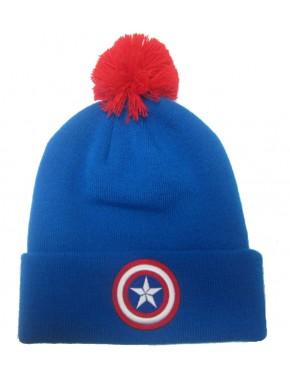Marvel gorro Capitán América con bola