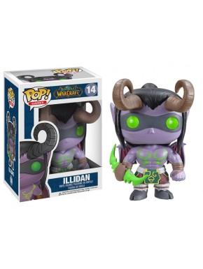 Funko Pop World of Warcraft Illidian