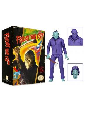 Figura Jason versión videojuego con música