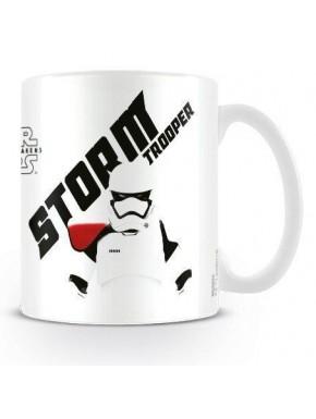 Taza Stormtrooper Commander