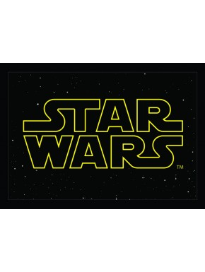 Felpudo Logo Star Wars Episodio VII