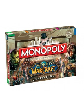 Monopoly World of Warcraft en inglés
