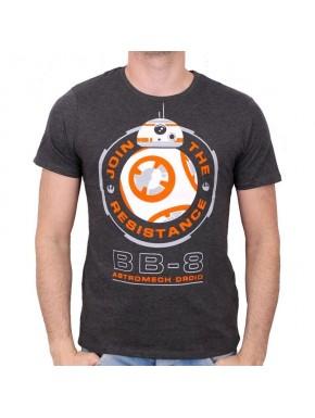 Star Wars Camiseta BB-8 Episodio VII