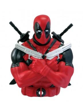 Hucha Deadpool Armado