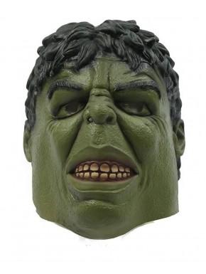 Máscara Hulk látex