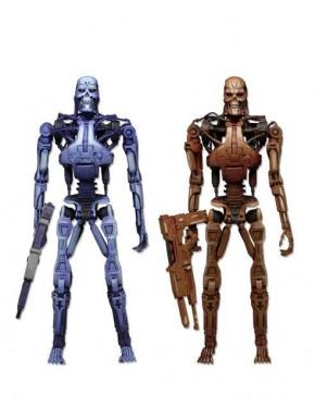 Pack Figuras Robocop vs. Terminator