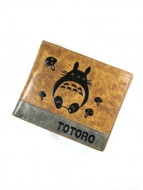 Cartera Totoro Bosque Cuero PU