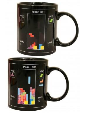Taza Térmica Tetris
