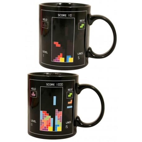 Taza t rmica tetris por solo - Taza termica para cafe ...
