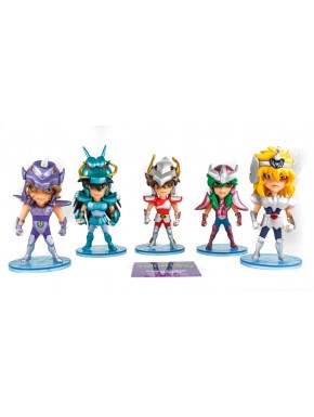 Caballeros del Zodiaco set de figuras 9cm