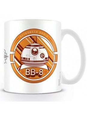 Taza Blanca BB-8