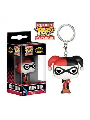 Llavero Pop Harley Quinn