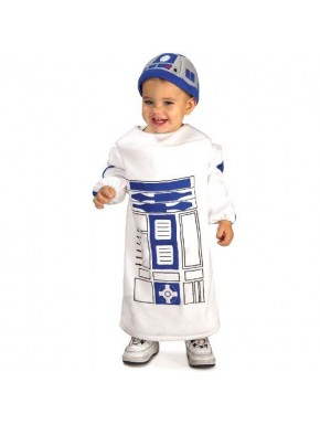 Disfráz R2D2 bebé