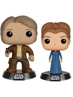 Funkopack Leia & Han episodio VII